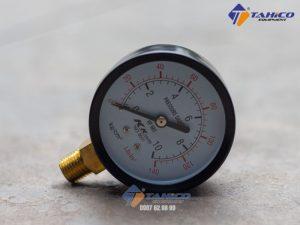 Đồng hồ hiện thị áp lực của bình bọt tuyết