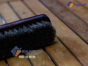 Bàn chải lông ngựa vệ sinh nội thất, da cao cấp độ bền cao, có thể tái sử dụng nhiều lần