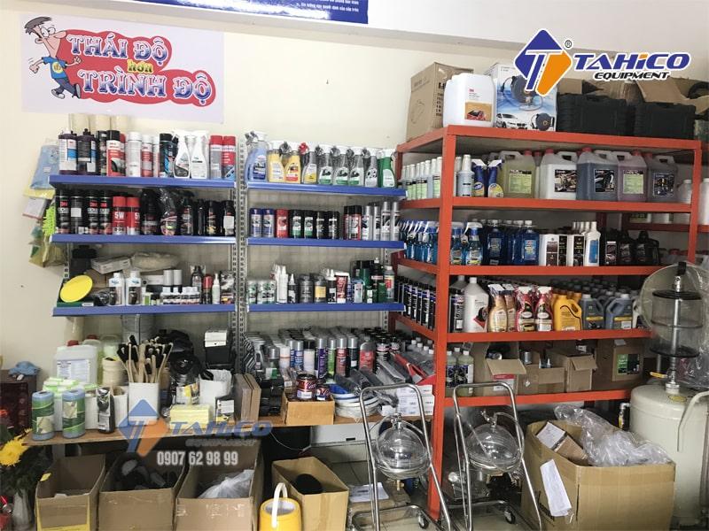 Công ty TAHICO là đơn vị chuyên cung cấp dung dịch vệ sinh khoang máy chính hãng hàng đầu Việt Nam