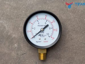Đồng hồ áp lực bình bọt tuyết loại 18, 22, 30 lít