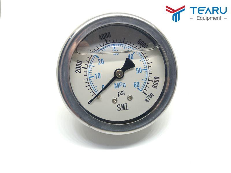 Đồng hồ đo áp lực máy rửa xe cao áp