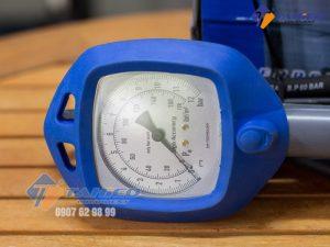 Đồng hồ đo áp suất và bơm lốp Air Forceđạt chuẩn chất lượng, khá bền bỉ