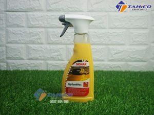 Dung dịch bảo vệ nhanh bề mặt sơn Sonax HighSpeed Wax