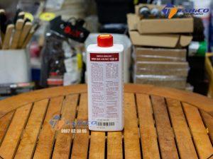 Dung dịch giảm nhiệt ( màu đỏ ) Maxrider Supper Coolant 1 lít giúp hệ thống làm mát động cơ luôn sạch sẽ, không bị ăn mòn và rò rỉ.
