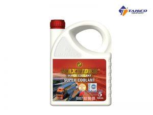 Dung dịch giảm nhiệt ( màu đỏ ) Maxrider Supper Coolant 5 lít