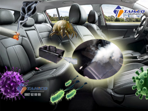 Dung dịch khử mùi trong nội thất Sonax Car Breeze / Smoke-Ex mang lại hương thơm mát dễ chịu, cực kì an toàn.