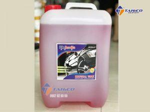 Dung dịch làm bóng, làm khô và bảo vệ thân xe Ekokemika Krystal Wax 20 lít