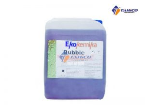 Dung dịch làm bóng, làm khô và bảo vệ thân xe Ekokemika Bubble Wax 20 lít