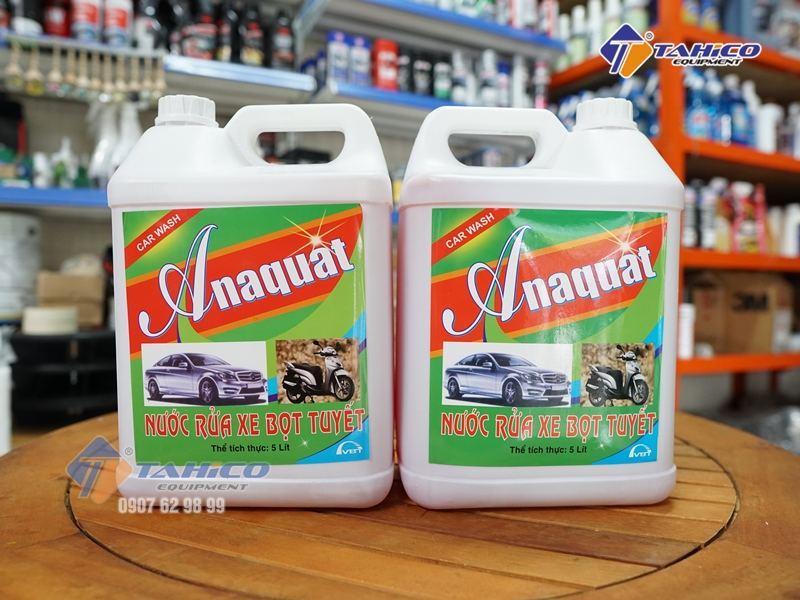 Dung dịch rửa xe Anaquat
