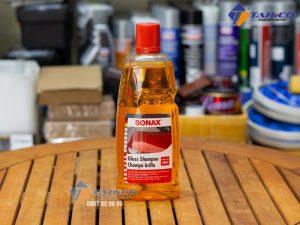 Dung dịch rửa xe Sonax Gloss Shampoo được sản xuất trên dây chuyền công nghệ hiện đại tại Đức