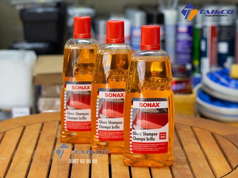 Dung dịch rửa xe Sonax Gloss Shampoo không sử dụng các thành phần hóa chất độc hại nên bạn yên tâm khi sử dụng