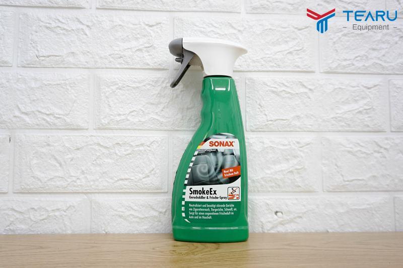 Dung dịch vệ sinh nội thất Sonax Car Breeze/ Smoke-Ex