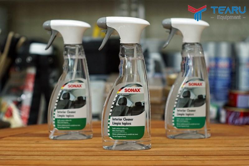 Nước vệ sinh nội thất xe hơi Sonax Car Interior Cleaner