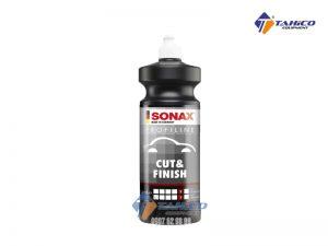 Dung dịch xử lý lỗi sau sơn Sonax Profiline Cut/Finish - Sillicon Free