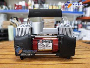 Máy bơm vá lốp xe mini dễ sử dụng, gọn nhẹ có thể mang đi bất cứ đâu