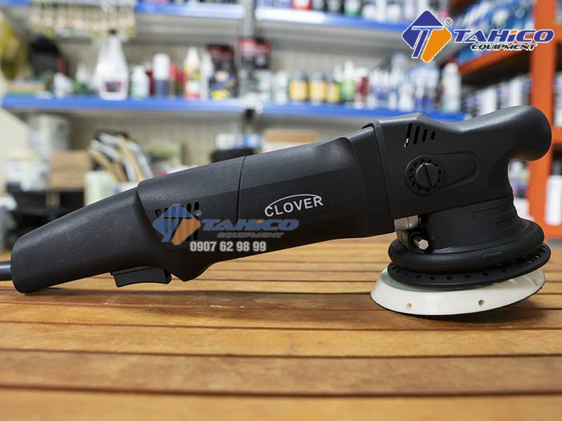 Máy đánh bóng lệch tâm DA Clover 15mm