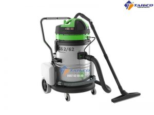 Máy hút bụi giặt thảm khô ướt IPC GS 2/62 EXT