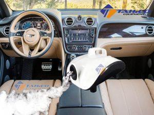 Máy khử mùi nội thất ô tô