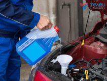 Nước rửa kính ô tô chuyên dụng