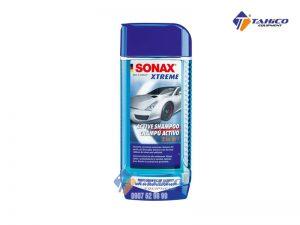Nước rửa xe 2 trong 1 Sonax Xtrem Active Shampo