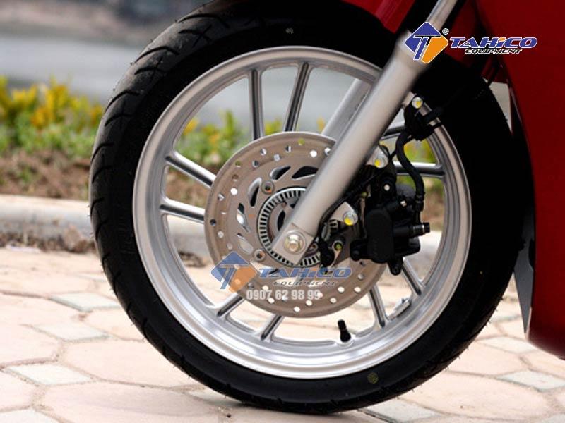 Phù hợp bơm xe máy, tiện lợi đo được áp suất