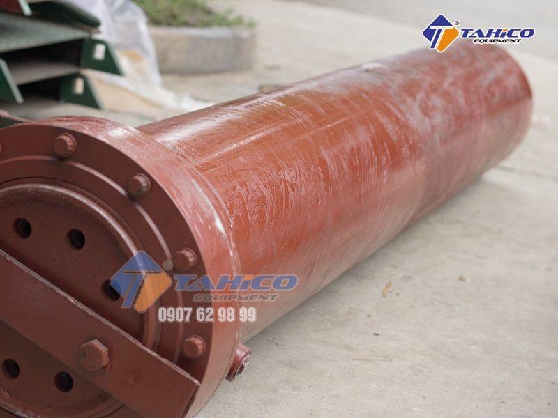 Bộ phận ty nâng của cầu nâng 1 trụ rửa xe ô tô Việt Nam