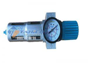 Lọc tác nước khí nén cho cầu nâng 1 trụ chuyên rửa xe ô tô