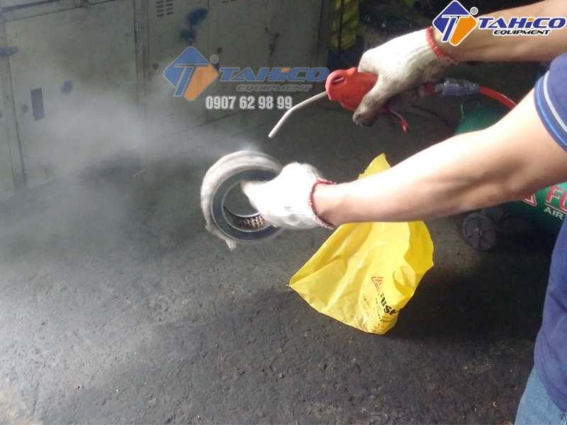 Lưu ý khi sử dụng và bảo dưỡng máy nén khí