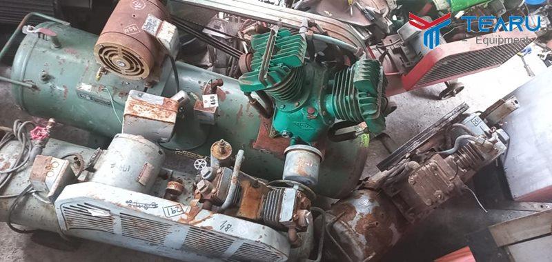 Dùng máy hơi cũ nhiều rủi ro hơn