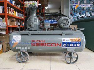 Máy nén khí Hitachi 1 cấp 3HP – Dung tích 160 lít