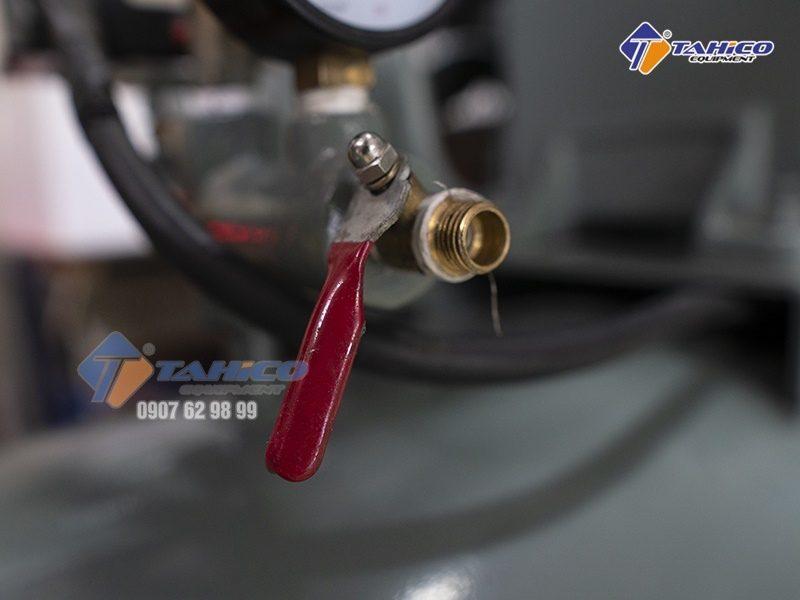 Các bộ phận của máy nén khí