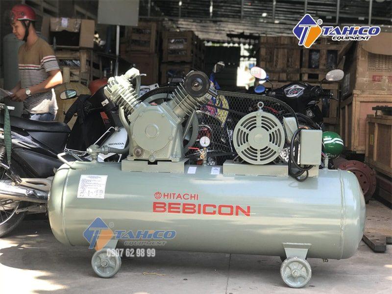 Máy nén khí Piston không dầu 15 HP 11OP-8.5GA5A sử dụng chất liệu hợp kim nhôm giúp cho giải nhiệt của máy nén khí tốt hơn.