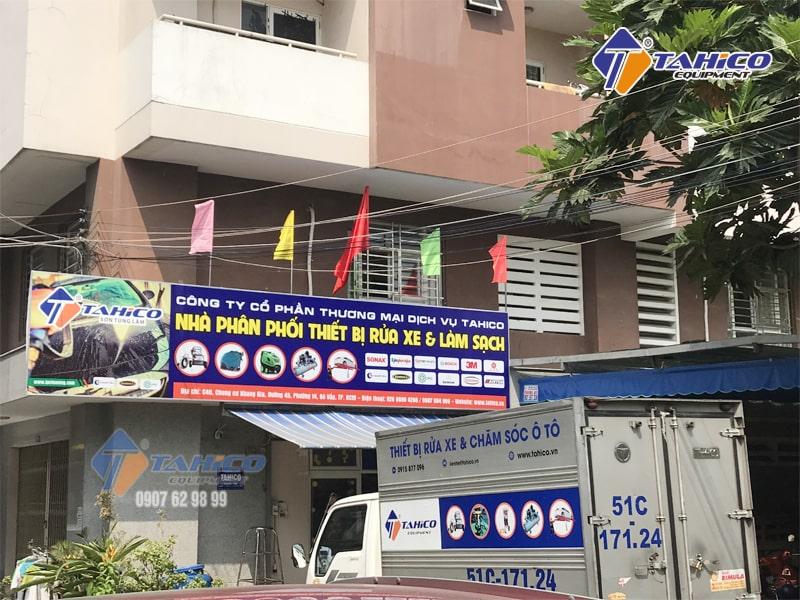 Công ty TAHICO là đơn vị chuyên cung cấp máy nén khí Hitachi chính hãng hàng đầu Việt Nam