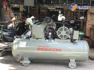 Máy nén khí Piston không dầu 7.5HP 5.5OP-9.5G5A sử dụng chất liệu hợp kim nhôm giúp cho giải nhiệt của máy nén khí tốt hơn.