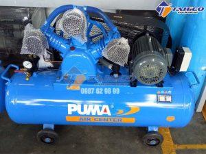 Máy nén khí Puma 5hp chính hãng Đài Loan 2 cấp
