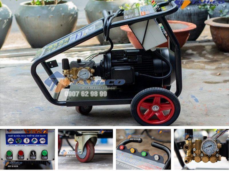 Các bộ phận máy rửa xe áp lực cao Annovi AR-K2715