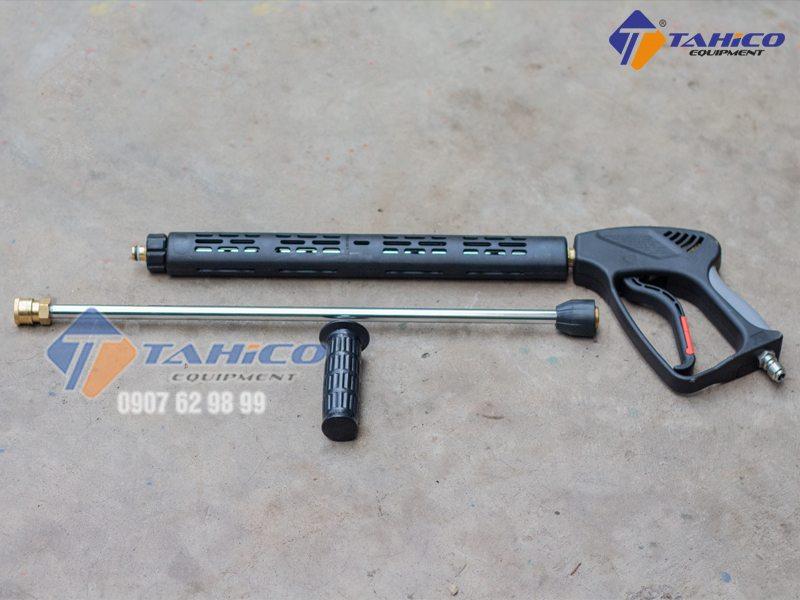 Bộ súng đi kèm với máy rửa xe cao áp Annovi AR-K2715