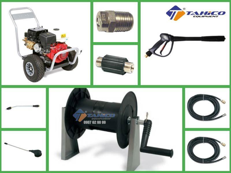 Máy rửa xe cao áp chạy bằng xăng IPC BenZ Sử dụng nguồn nhiên liệu bằng xăng cho phép người sử dụng có thể dàng di chuyển mà không bị vướng bởi dây điện.