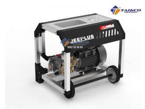 Máy rửa xe cao áp Jeeplus JPS-F318 sử dụng điện áp 1 pha 220V