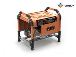 Máy rửa xe cao áp Jeeplus JPS-T28 sử dụng điện áp 1 pha 220V