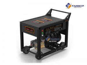 Máy rửa xe cao áp Jeeplus RQ760 sử dụng nguồn điện 3 pha