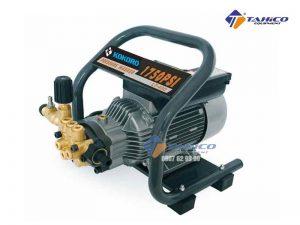 Động cơ của máy rửa xe cao áp Kokoro LT490 trần do đó máy được làm mát dễ dàng.