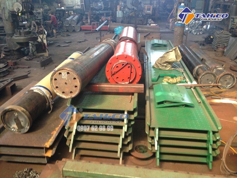 Cơ sở sản xuất cầu nâng 1 trụ rửa xe ô tô Việt Nam