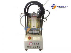 Máy hút dầu thải ô tô dùng điện HD-2310