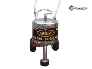 Máy hút nhớt xe máy Inox Pallas 8 lít