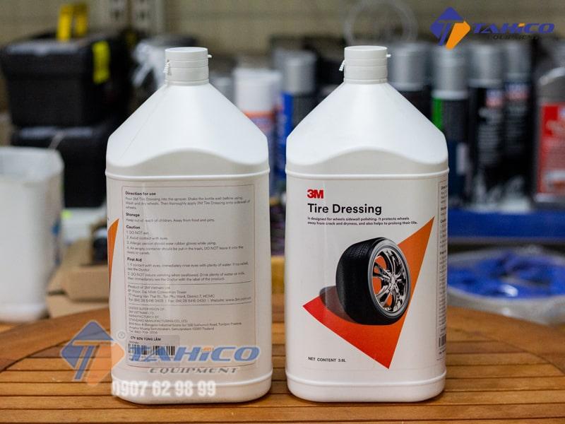 Tẩy sạch và tái tạo lại độ bóng tự nhiên ban đầu cho bề mặt cao su