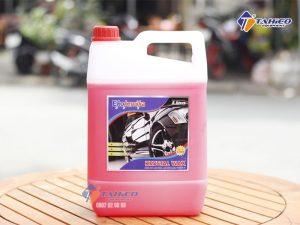 Dung dịch làm bóng, làm khô và bảo vệ thân xe Ekokemika Krystal Wax 5 lít