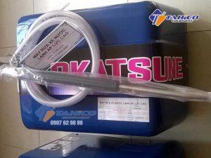 Máy rửa xe áp lực cao Okatsune VJW-3CT sử dụng điện 3 pha
