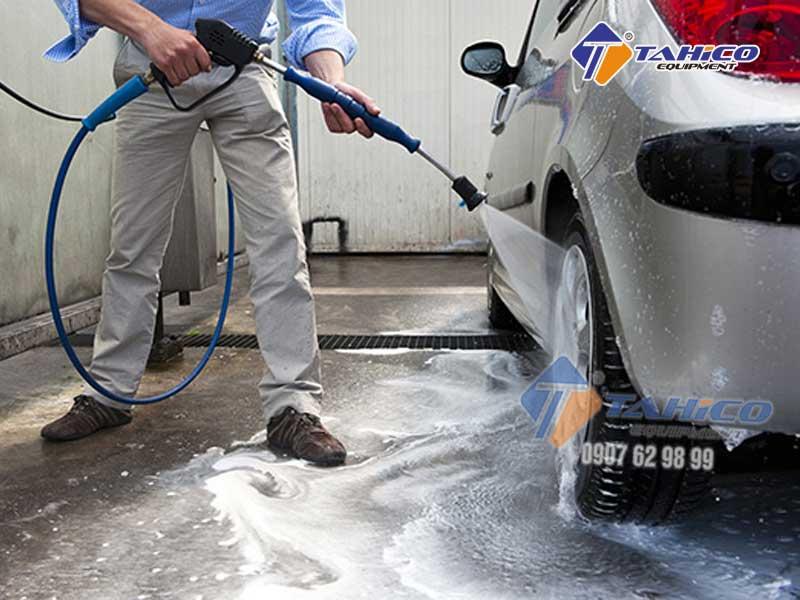 Dành cho Garage oto rửa 70-80 xe 1 ngày