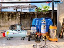 Mở tiệm rửa xe cần những gì?